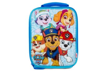 Zak! Paw Patrol Blue Insulated Slimline Lunch Bag