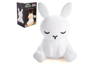 Lil Dreamer Bunny Silicone Touch LED Lamp