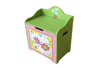 Toy Box Green Fairy