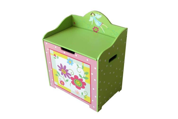 Toy Box Green Fairy