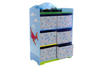 Storage Unit Blue Butterfly