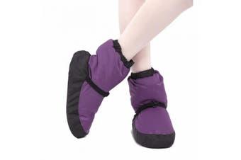 Dance Shoes Warmup boots - Purple