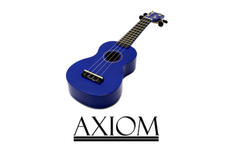 Spectrum Soprano Beginner Ukulele - Blue