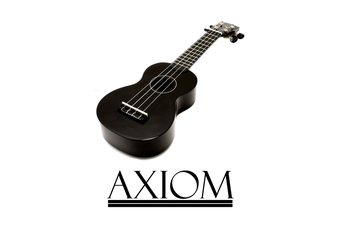 Spectrum Soprano Beginner Ukulele - Black