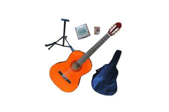 Beginners Guitar Pack - Full Size Natural