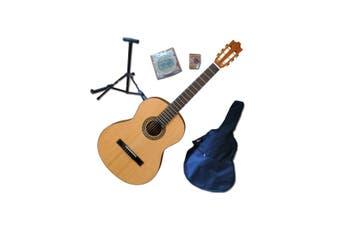 Beginners Guitar Pack - Blonde