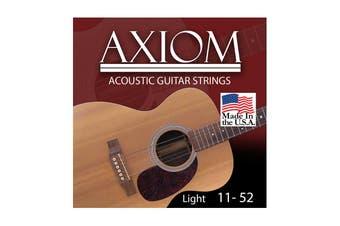 Acoustic Guitar Strings - Light
