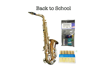 Back To School Saxophone Outfit