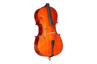 Student Cello Outfit - 1/2 Sized - Ideal for School