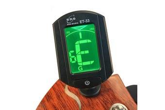 Digital Tuner For Guitar, Ukulele, Violin or Bass Electronic Tuner