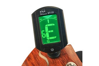 Digital Tuner For Guitar, Ukulele, Violin or Bass