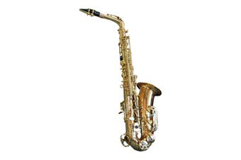 Beginners Alto Sax Outfit - School Band Saxophone