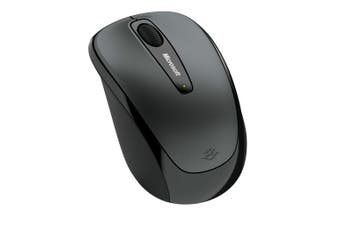 Microsoft Wireless Mobile Mouse 3500 USB Gray