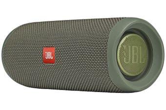 JBL Flip 5 Bluetooth Portable Speaker Green