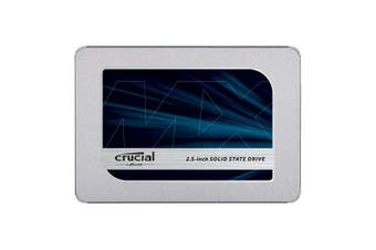 "Crucial 560MB/s SATA 2.5"" 250GB Internal SSD MX500 Laptop & PC Solid State Drive"