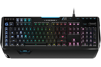 Logitech RGB Mechanical G910 Gaming Keyboard 920-008021