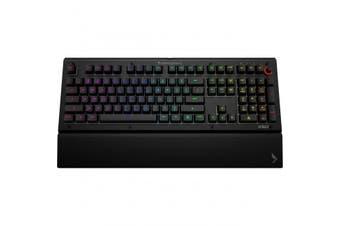 Das Keyboard X50Q Soft Tactile RGB Smart Mechanical Gaming Keyboard