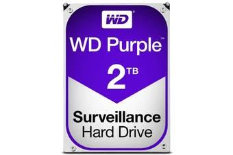 "Western Digital HDD 2TB SATA 3.5"" WD Purple 5400RPM Internal Surveillance HDD"