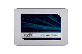 "Crucial 560MB/s SATA 2.5"" 1TB Internal SSD MX500 Laptop & PC Solid State Drive"