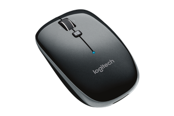 Logitech Bluetooth Wireless Mouse USB M557 Optical Grey