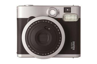Fujifilm Instax Mini 90 Neo Classic Black Instant Camera