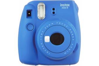 Fujifilm Instax Mini 9 Cobalt Blue FF87005 Instant Camera