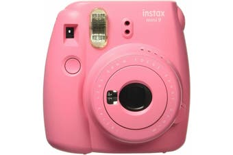 Fujifilm Instax Mini 9 Flamingo Pink FF87002 Instant Camera