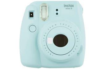 Fujifilm Instax Mini 9 Ice Blue FF87003 Instant Camera
