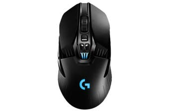 Logitech USB Lightspeed Wireless Optical G903 Gaming Mouse Black