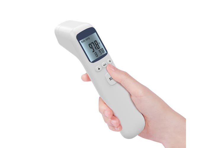 Digital Thermometer Infrared Gun for Non Contact Forehead Temperature Meter