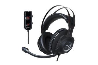 Kingston Wired HyperX Cloud Revolver S Gun Metal Gaming Headset Headphone Mic