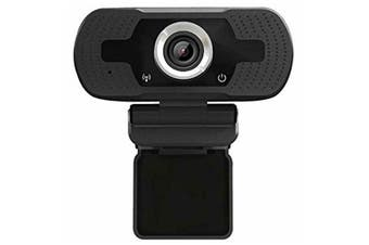 Desktop and Laptop WebCam Full HD 1080p Compatible with Windows and Mac OS X