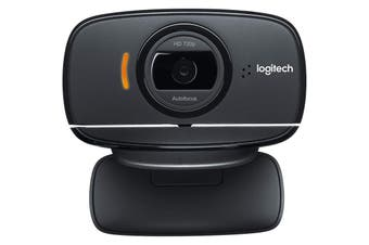 Logitech B525 Full HD 1080p Wired USB Foldable 360 Degree Business Webcam Camera