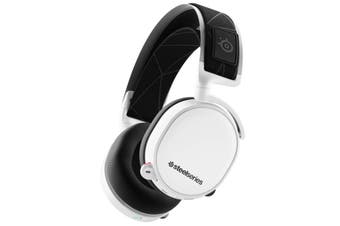 SteelSeries Arctis 7 Wireless Gaming Headset 61508 White