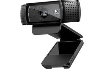 Logitech C920 HD Pro Full HD 1080P WebCam