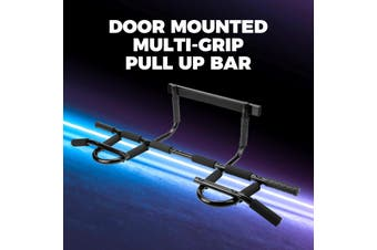 Multi-grip Doorway Pull Up Bar Fitness & Strength Home Gym Equipment