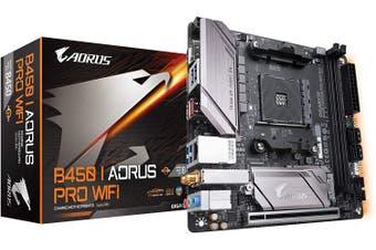 Gigabyte B450I AMD AORUS PRO Motherboard WiFi Mini ITX GA-B450-I-AORUS-PRO-WIFI
