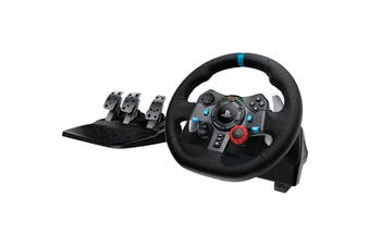 Logitech G29 Driving Force Racing Wheel & Pedal Set for PS3/PS4/PC 941-000115