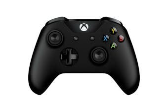 Microsoft Xbox One Wireless Bluetooth Game Controller Gamepad PC Windows with Cable