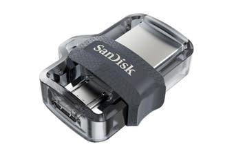 SanDisk Ultra Dual Drive M3.0 USB 3.0 SDDD3-256G 256GB Flash Drive Memory Stick