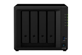 Synology DiskStation DS920+ 4 Bay NAS - Diskless