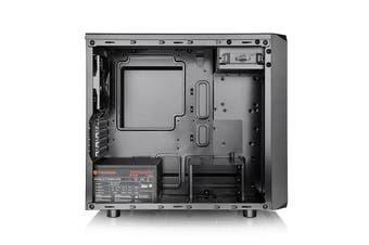 Thermaltake Micro ATX Versa H15 Black Gaming Computer PC Case with 450W PSU