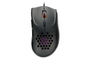 Thermaltake Tt eSports Ventus X RGB Wired Gaming Mouse Optical Ergonomic Black