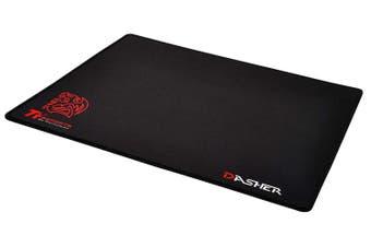Thermaltake Dasher Medium Gaming Mouse Pad Mat MP-DSH-BLKSMS-02