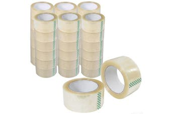 Clear Packaging Tape Thickness 45 Micron [75 metres x 48mm]