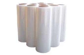 Clear Hand Stretch Film Pallet Shrink Wrap [500mm x 400m]