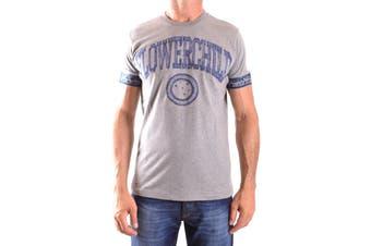 Diesel Men's T-Shirt In Grey