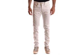 Siviglia Men's Trousers In White