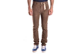 Siviglia Men's Trousers In Brown