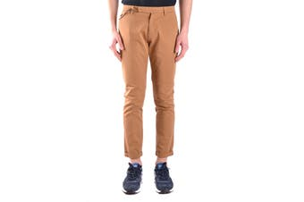 Brian Dales Men's Trousers In Camel